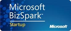 A Proud Microsoft BizSpark Partner